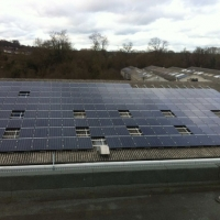 Phosco Commercial Solar PV System