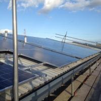 Holywell Press Solar PV System