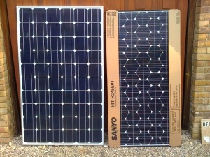 Choosing Solar panels and inverters