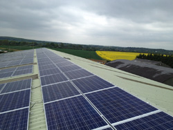 commercial solar panel installation for bradshaw electric vehicles