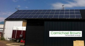 commercial solar pv for farms