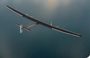 Solar impulse sunpower